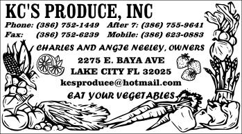 KCs Produce