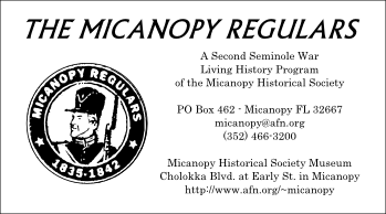 The Micanopy Regulars