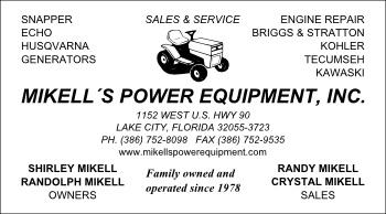 Mikell's Power Equipment