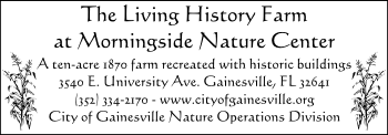 Living History Farm at Morningside Nature Center